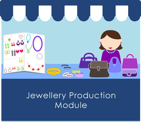 Jewellery Production Module