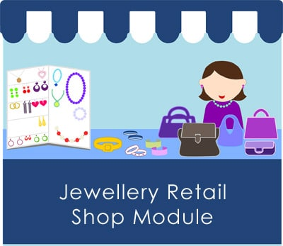 Jewellery Retail Shop Module