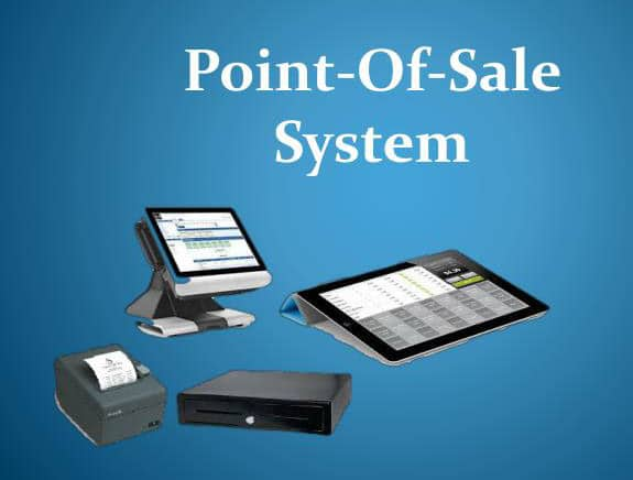 Point of Sales Module